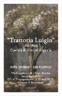 Trattoria Luigin dal 1869